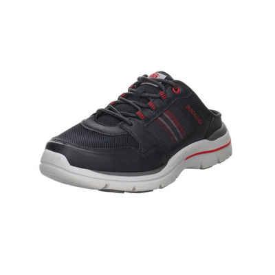 Dockers »navy textile/synthetic Sandalen Sandaletten« Pantolette