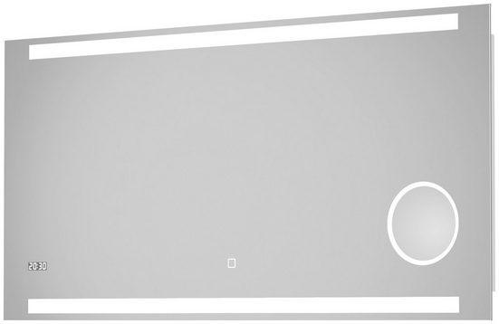 Badspiegel »Kingston«, mit LED-Licht, 120 x 60 cm