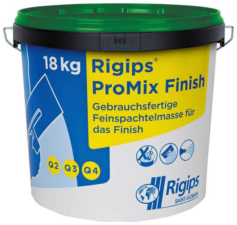 Rigips Fertigspachtel »ProMix Finish«, gebrauchsfertig