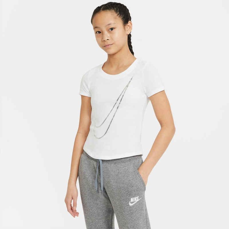 Nike Sportswear T-Shirt »G Nsw Tee Victory Swoosh«