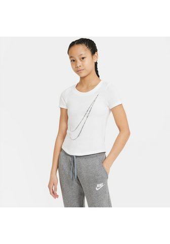 Nike Sportswear Marškinėliai »G Nsw Tee Victory Swoosh...