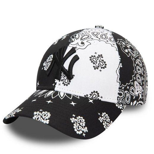 New Era Trucker Cap »9Forty Strapback PAISLEY New York Yankees«