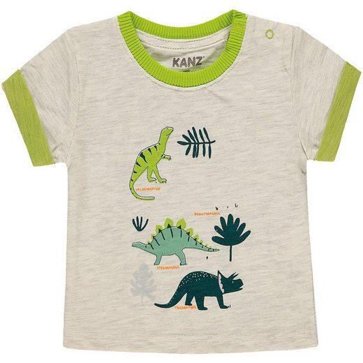 Kanz T-Shirt »Baby T-Shirt Dinosaurier für Jungen«