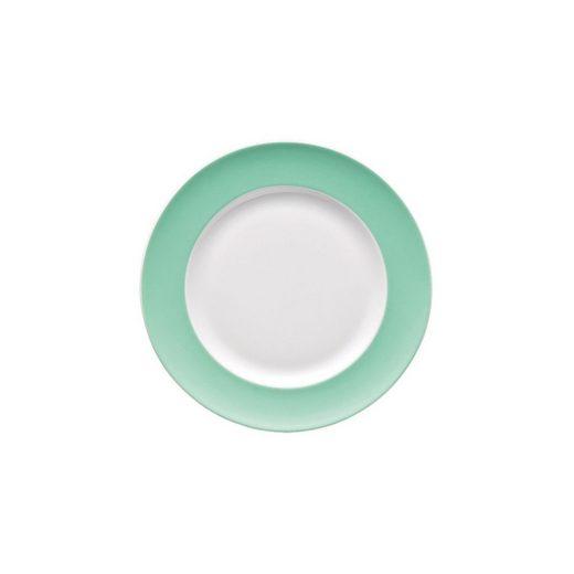 Thomas Porzellan Brotteller »Sunny Day Baltic Green Brotteller 18 cm«, (1 Stück)