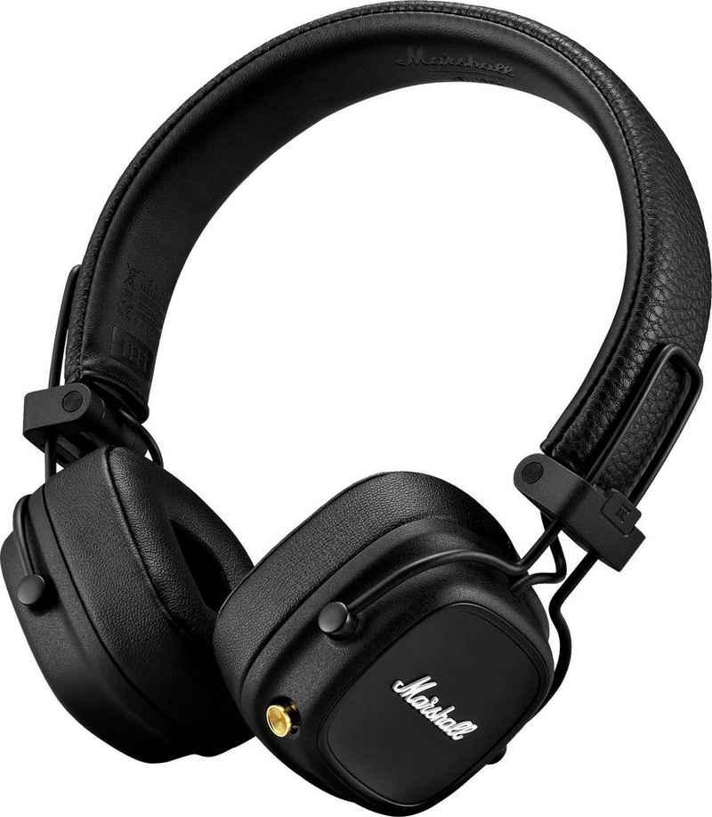 Marshall »Major IV« Bluetooth-Kopfhörer (integrierte Steuerung für Anrufe und Musik, Bluetooth)
