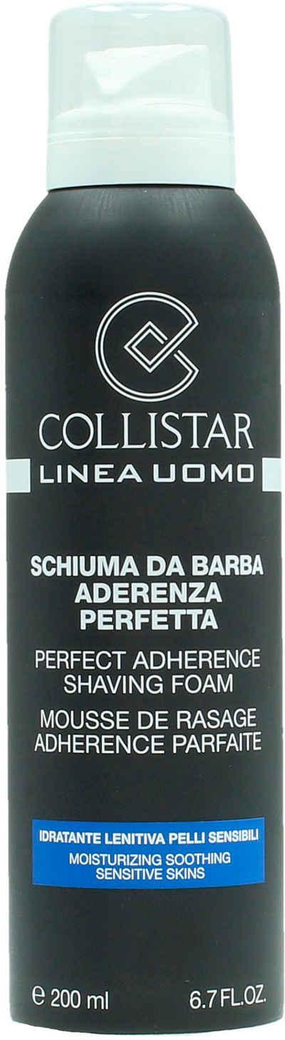 COLLISTAR Rasierschaum »Linea Uomo Perf. Adherence Shaving Foam«