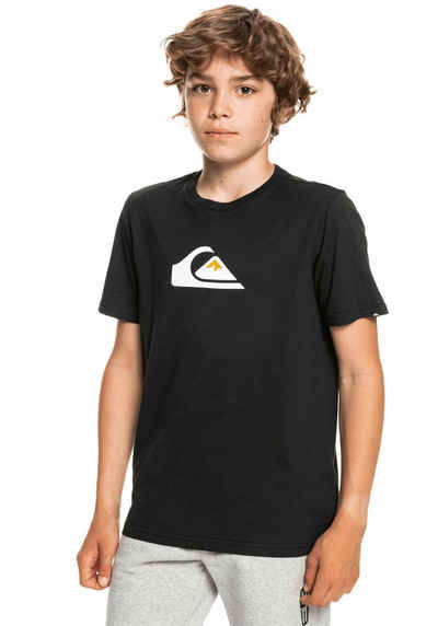 Quiksilver T-Shirt »COMP LOGO SS«