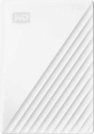 "WD »My Passport™ White Edition« externe HDD-Festplatte 2,5"" (1 TB)"