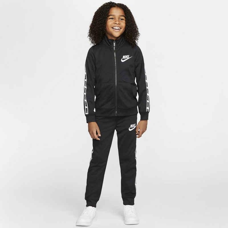 Nike Sportswear Trainingsanzug »NKB NIKE BLK TAPING TRICOT SET«
