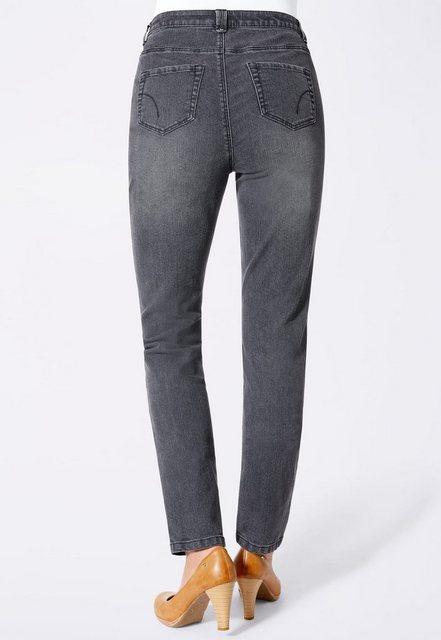 Hosen - Casual Looks 5 Pocket Jeans › grau  - Onlineshop OTTO