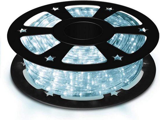 COSTWAY LED-Lichterschlauch »Lichterschlauch mit LEDs«