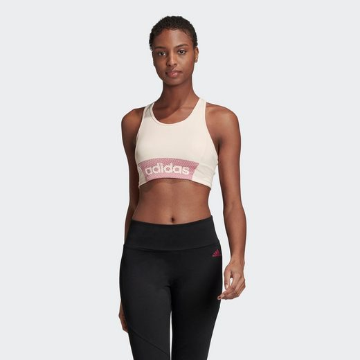 adidas Performance Sport-BH »Designed to Move Branded Bustier«