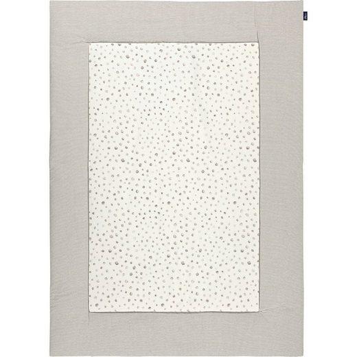 Krabbeldecke »Krabbeldecke Aqua Dot, 100x135«, Alvi®