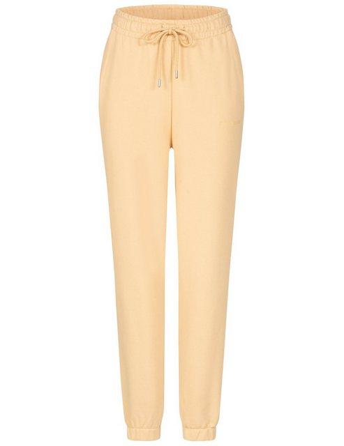 Hosen - Cotton Candy Sweathose »SANNI« in schlichtem Design › gelb  - Onlineshop OTTO