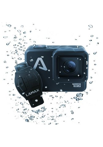 LAMAX »W9« Action Cam (Wasserfest 4K)