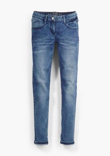 s.Oliver 5-Pocket-Jeans »Slim Fit: Skinny leg-Denim« Waschung