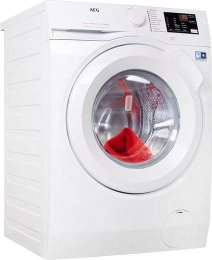 AEG Waschmaschine L6FBA5490, 9 kg, 1400 U/min