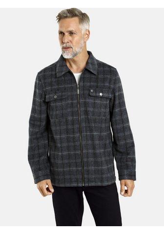 Jan Vanderstorm Outdoorhemd »EDZARD« marškiniai su Rei...