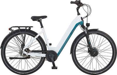 Prophete E-Bike »Prophete Geniesser InsideOne«, 7 Gang Shimano, Nabenschaltung, Frontmotor 250 W