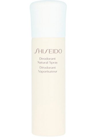SHISEIDO Deo-Spray »Deodorants Natural Spray«