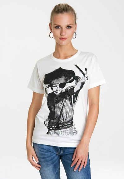 LOGOSHIRT T-Shirt »Pippi Langstrumpf – Pirat« mit lizenziertem Originaldesign