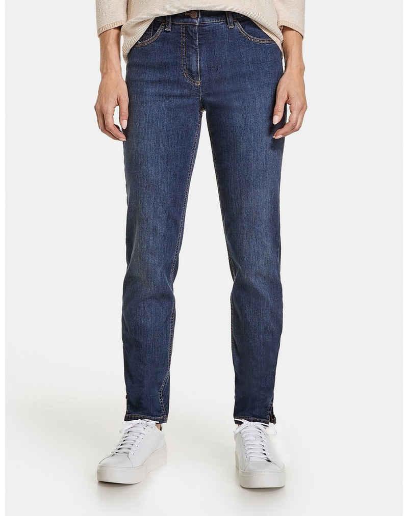 GERRY WEBER 7/8-Jeans »5-Pocket Best4me Cropped« (1-tlg) 5-Pocket