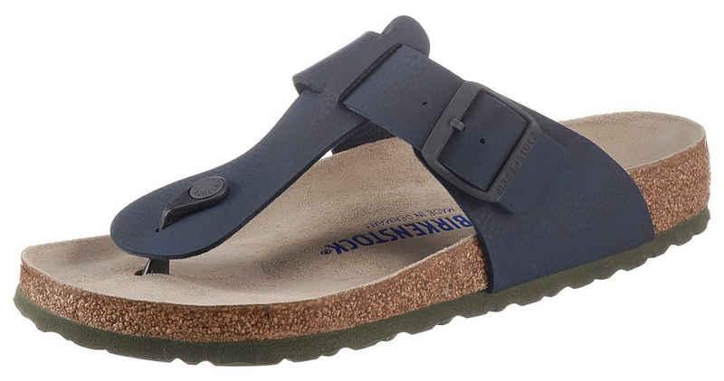 Birkenstock »Medina« Zehentrenner mit ergonomisch geformtem Fußbett