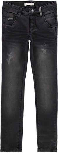 Name It Skinny-fit-Jeans »NITTRAP SKINNY DNM PANT«