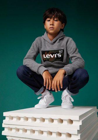 Levi's Kidswear Sportinis megztinis su gobtuvu »LVB CH...
