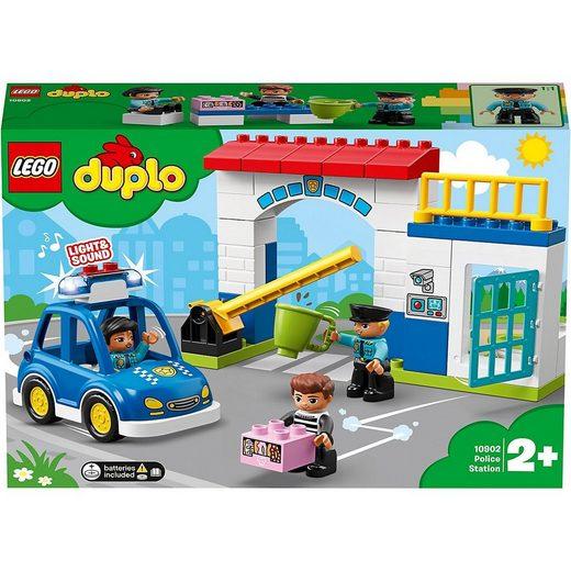 LEGO® Spielbausteine »LEGO® DUPLO® 10902 Polizeistation«