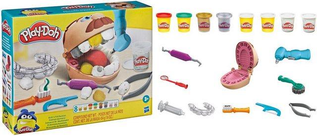 Image of Hasbro F12595L0 - Play-Doh, Dr. Wackelzahn, Zahnarzt, Knete
