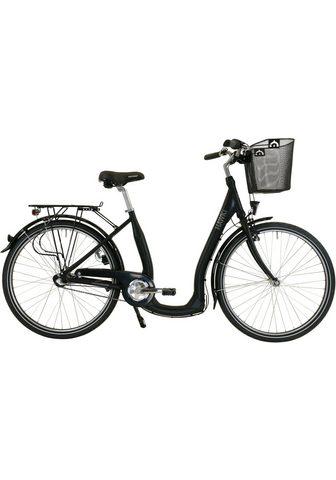 HAWK Bikes Dviratis »HAWK City Comfort Premium Pl...