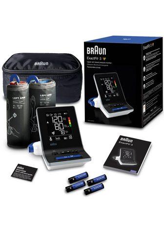 Braun Oberarm-Blutdruckmessgerät ExactFit 3 ...