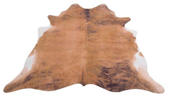 Teppich »Kuhfell-Look«, Home affaire, rechteckig, Höhe 3 mm, Kunstfell, Kuhfell-Optik