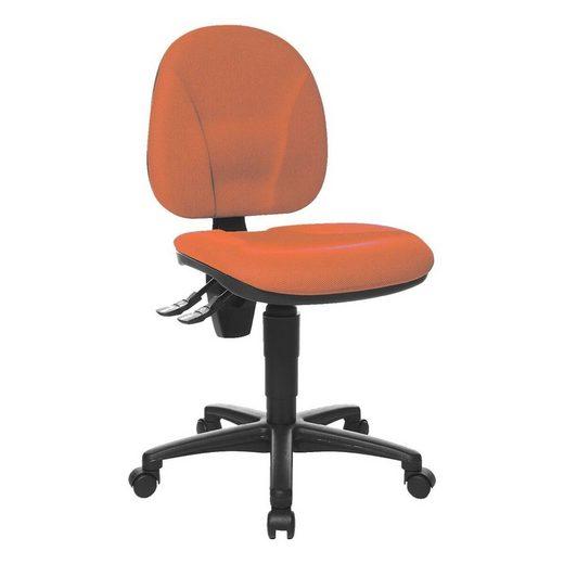 TOPSTAR Schreibtischstuhl »Point 10« mit Lendenwirbelstütze