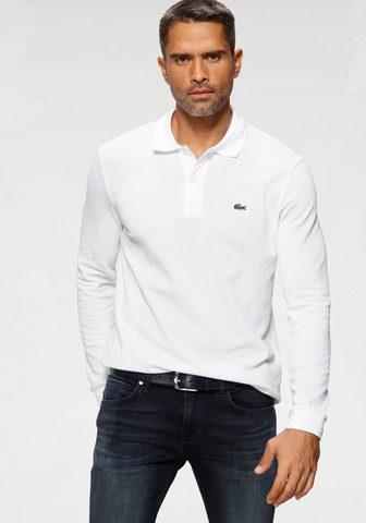Lacoste Langarm-Poloshirt Basic Style