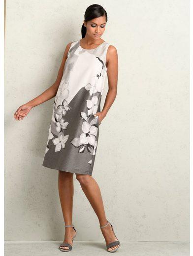 Alba Moda Kleid aus edler Baumwoll-Mischung