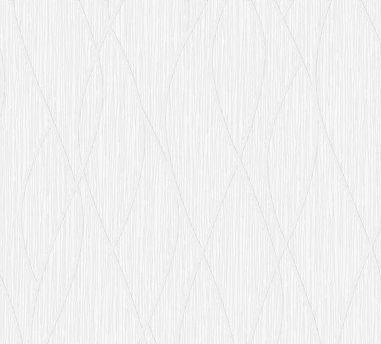 A.S. Création Strukturtapete »Black and White«, strukturiert, einfarbig, gestreift