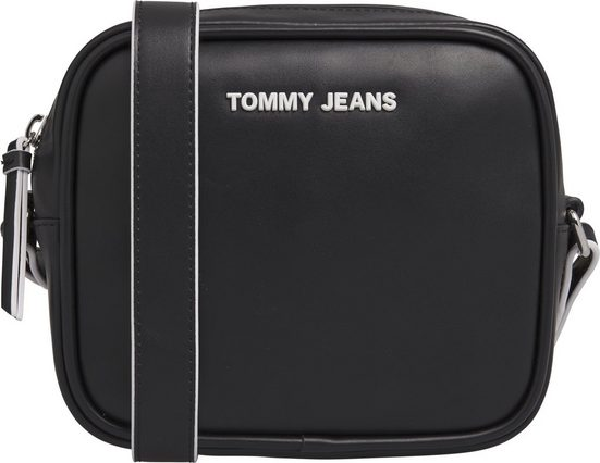 TOMMY JEANS Umhängetasche »TJW FEMME PU CROSSOVER«, im kleinen Format