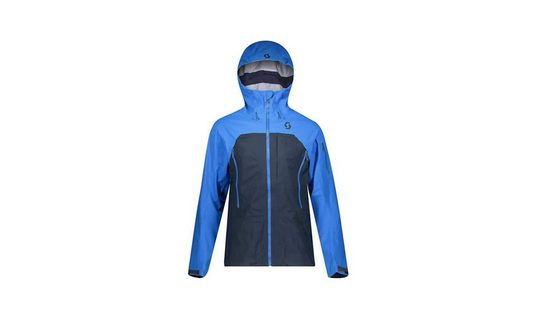 Scott Funktionsjacke »Scott Explorair 3L Jacke azurblau«