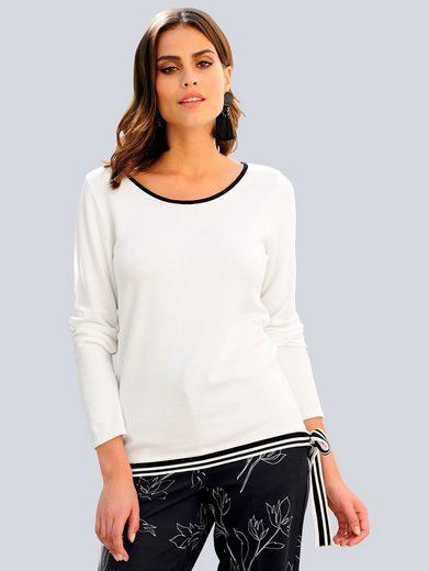 Alba Moda Pullover im Feinstrick