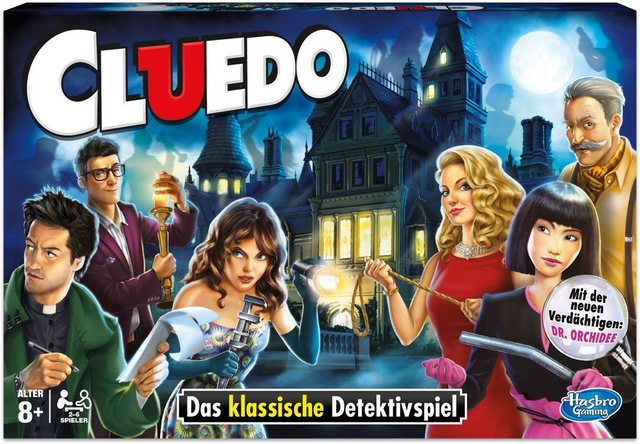 Image of Cluedo