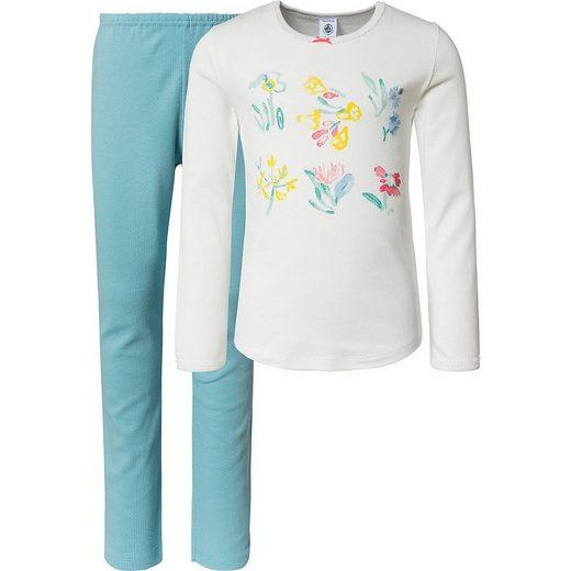 Petit Bateau Schlafanzug »Schlafanzug für Mädchen«