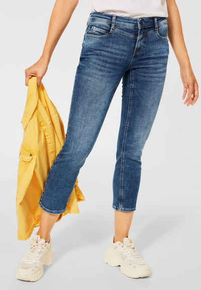 STREET ONE 7/8-Jeans 5-Pockets Style