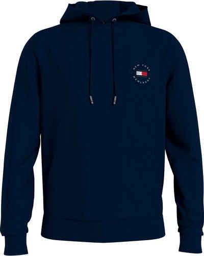 Tommy Hilfiger Kapuzensweatshirt »CIRCLE CHEST CORP HOODY«