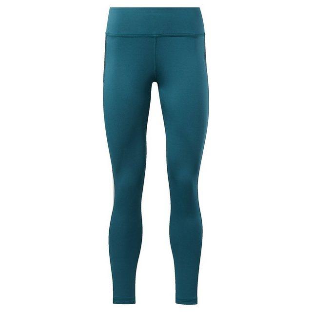 Hosen - Reebok Leggings »Workout Ready Logo Tight« ›  - Onlineshop OTTO