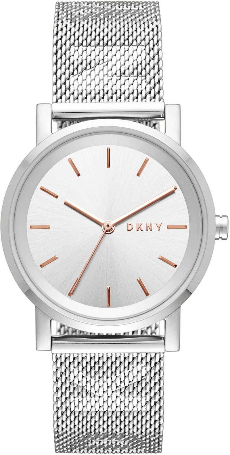 DKNY Quarzuhr »NY2620, SOHO«