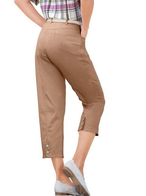 Hosen - Casual Looks 7 8 Jeans › braun  - Onlineshop OTTO