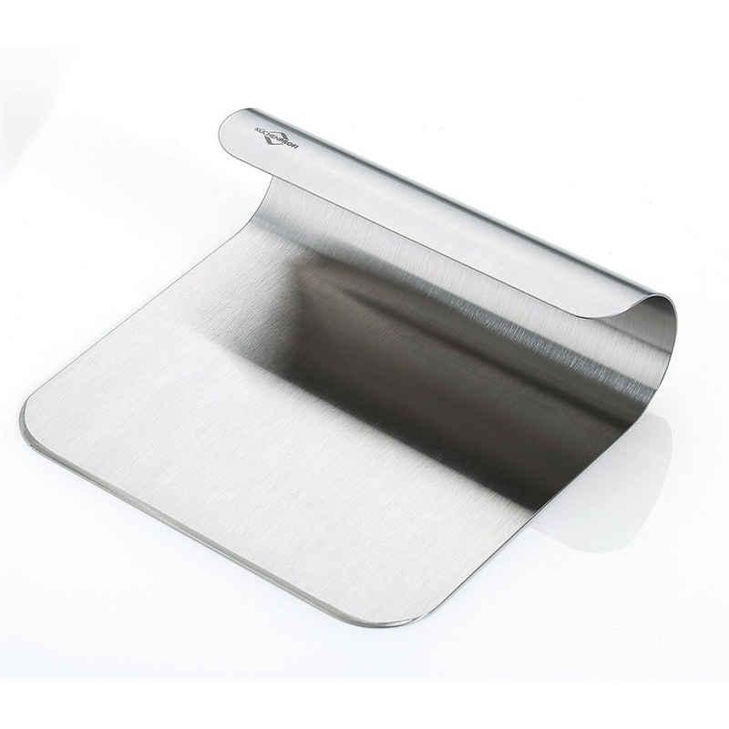 Küchenprofi Teigschaber »Küchenspachtel aus Edelstahl«