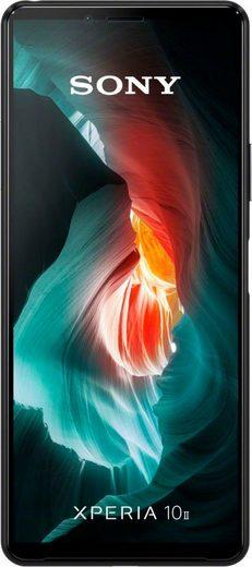 Sony Xperia 10 II Smartphone (15,24 cm/6 Zoll, 128 GB Speicherplatz, 12 MP Kamera)